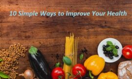 10 Simple Ways to Improve Your Health